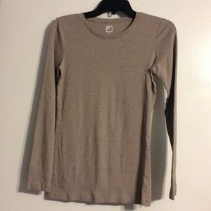 JC Penny Long Sleeve Top